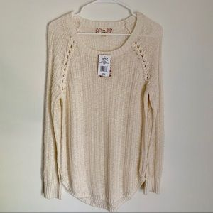 Pink Republic knitted sweater